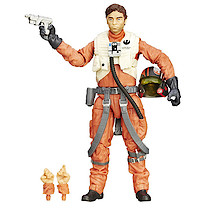 Star Wars The Black Series 15cm Poe Dameron Figure
