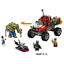 LEGO Batman Movie Killer Croc Tail-Gator - 70907