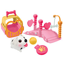 Chubby Puppies Pole Course Playset