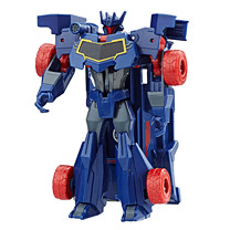 Transformers Robots In Disguise One-Step Changers Soundwave Figure