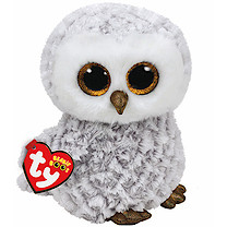 Ty Beanie Boo Buddy - Owlette the Owl Soft Toy