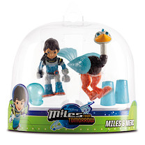 Disney Miles From Tomorrow Two Figure Pack - Miles & Merc