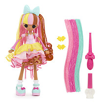 Lalaloopsy Girls Crazy Hair Doll Scoops Waffle Cone