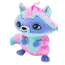 Animal Jam 30cm Feature Soft Toy - Loopy Raccoon