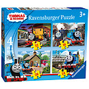 Ravensburger 4 in Box Puzzles - Thomas & Friends