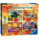 Ravensburger 4 in a Box Puzzles - Disney Planes