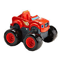 Blaze and the Monster Machines Transforming Blaze Fire Truck Vehicle