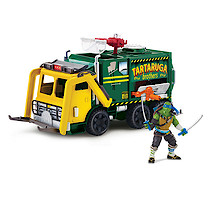 Teenage Mutant Ninja Turtles Movie 2 Tactical Truck Vehicle Playset