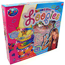 Jacks Loopies Rainbow & Glitter Refill Pack - 4000 Loom Bands