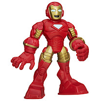 Playskool Heroes Marvel Super Hero Adventures - Iron Man Figure