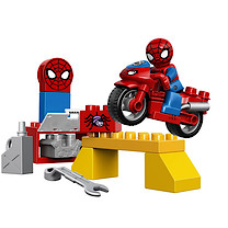 Lego Duplo Marvel Spider-Man Web-Bike Workshop - 10607