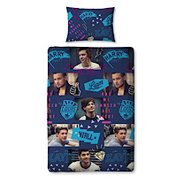 One Direction Tattoo Single Rotary Duvet
