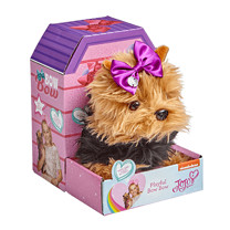 JoJo Siwa Playful Bow Bow with Purple Bow