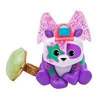 Animal Jam  Twinkle Panda Figure with Light-up Ring