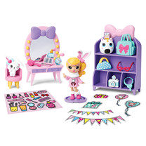 Party Popteenies – Party Surprise Box Playset with Confetti - Hayden