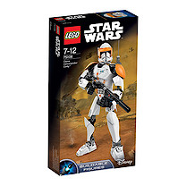 LEGO Star Wars Clone Commander Cody Buildable Figure -75108