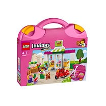 LEGO Juniors Supermarket Suitcase - 10684