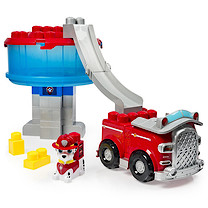 Paw Patrol Ionix Construct The Lookout Set with Marshall