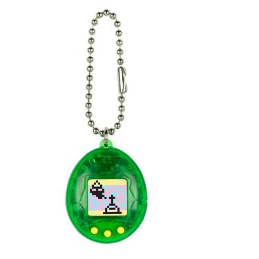 Tamagotchi -Transparent Green