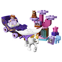 LEGO Duplo Sofia the First Magical Carriage - 10822