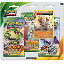 Pokemon Triple Booster Pack - Roaring Skies