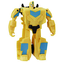 Transformers Robots In Disguise One-Step Changers Energon Boost Bumblebee Figure