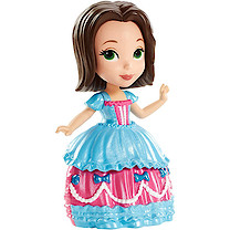 Disney Sofia the First 9cm Figure - Jade from Enchancia