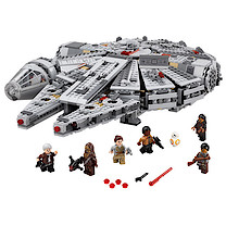 Lego Star Wars The Force Awakens Millennium Falcon -75105