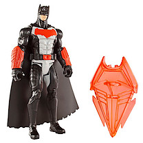Batman V Superman 15cm Action Figure - Heat Shield Batman