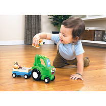 Little Tikes Handle Haulers Deluxe Frankly Farmer Tractor