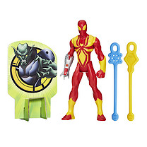Marvel Ultimate Spider-Man Web Warriors - Iron Spider Figure