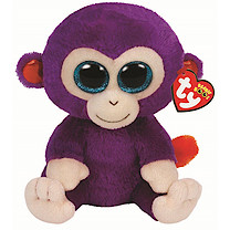 Ty Beanie Boo Buddy - Grapes the Monkey Soft Toy