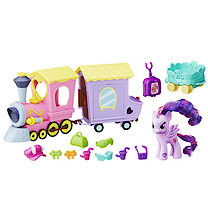 My Little Pony Explore Equestria Friendship Express Train Playset