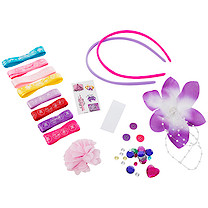 Disney Princess Make Your Own Rapunzel Hair Accessories