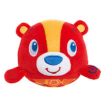 Bright Starts Toss & Tumble Bear Soft Toy
