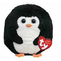 Ty Medium Beanie Ballz - Avalanche the Penguin