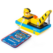 Paw Patrol Sea Patrol Bath Boats - Rubble