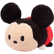 Disney Tsum Tsum 9.7cm Light Up Soft Toy - Mickey Mouse