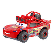 Disney Pixar Cars Radiator Springs Off-Road Lightning McQueen Vehicle