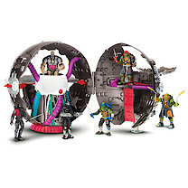 Teenage Mutant Ninja Turtles 2 Kraang's Technodrome Playset