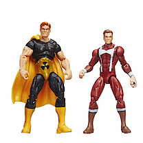 Marvel Legends Comic Series Figure 2 Pack - Supreme Powers