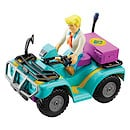 Scooby-Doo! - Phantom Chase Quad Bike with Fred Figure
