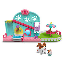Chubby Puppies & friends Pet Fun Centre Playset