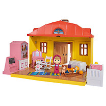 Masha and The Bear Masha's House Playset