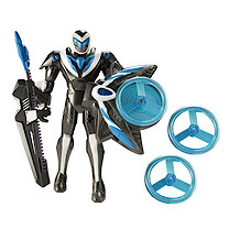 Max Steel Disc Launching Figure