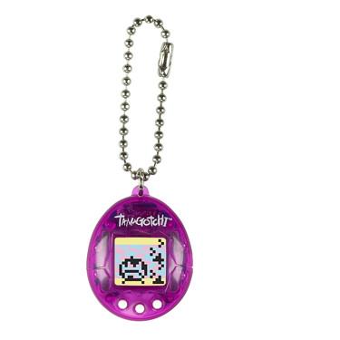 Tamagotchi -Transparent Purple