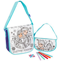 Disney Frozen 2 Pack Colour Your Own Bag Set
