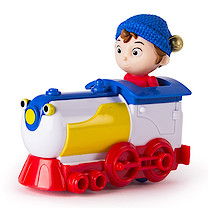 Noddy Racer Vehicle - Noddy in Train