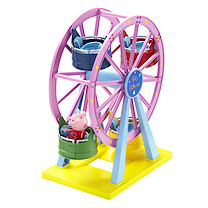 Peppa Pig Theme Park Ferris Wheel with Peppa Figure