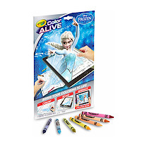 Crayola Disney Frozen Colour Alive